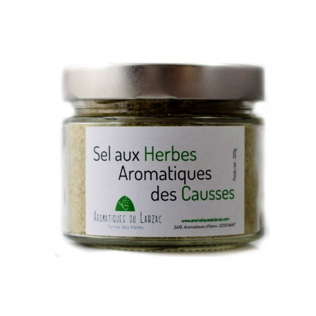 Aromatic herbs Salt